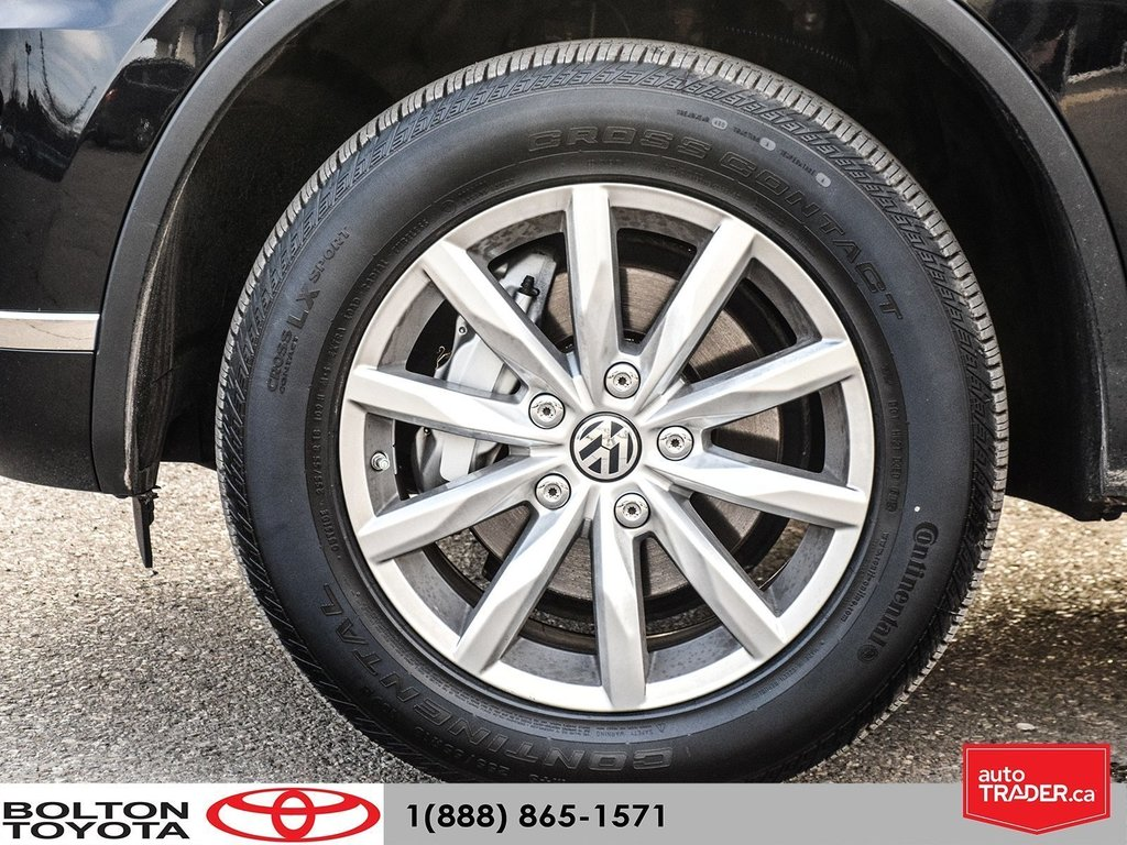 2016 Volkswagen Touareg Comfortline 3.6L 8sp at w/Tip 4M in Bolton, Ontario - 7 - w1024h768px