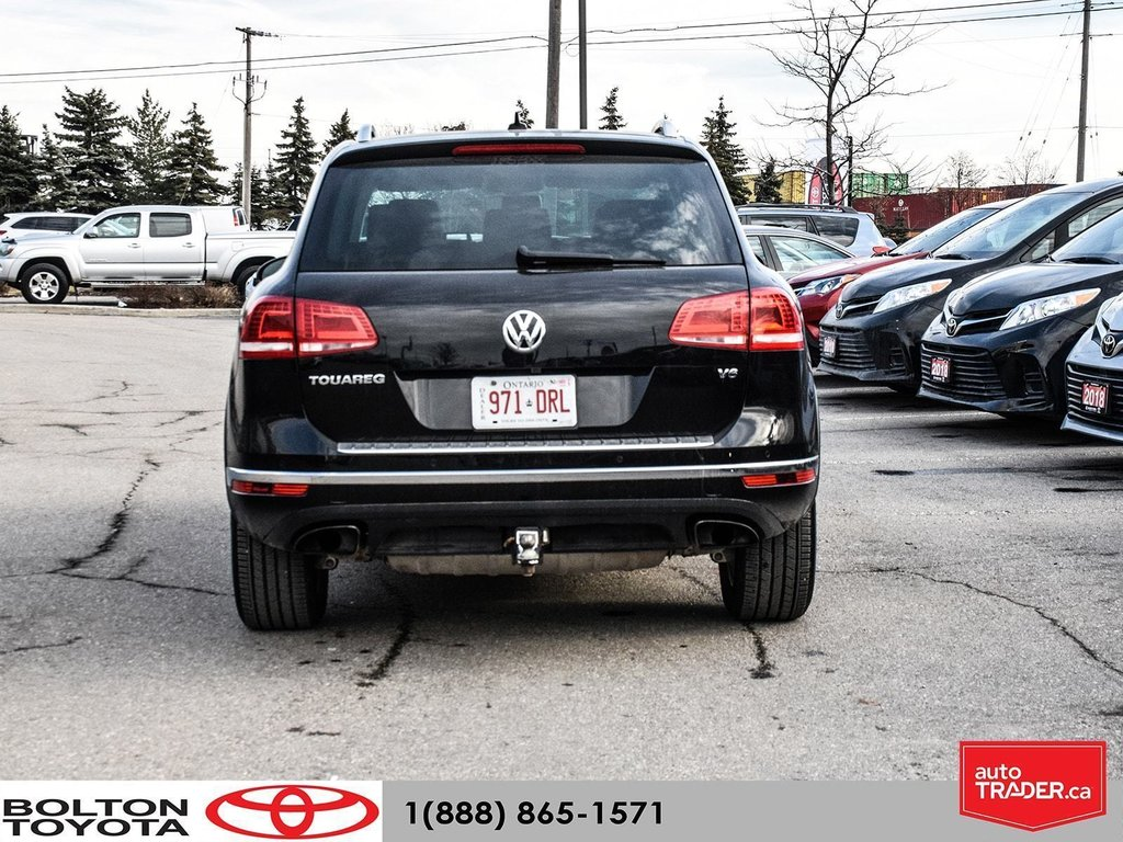 2016 Volkswagen Touareg Comfortline 3.6L 8sp at w/Tip 4M in Bolton, Ontario - 5 - w1024h768px