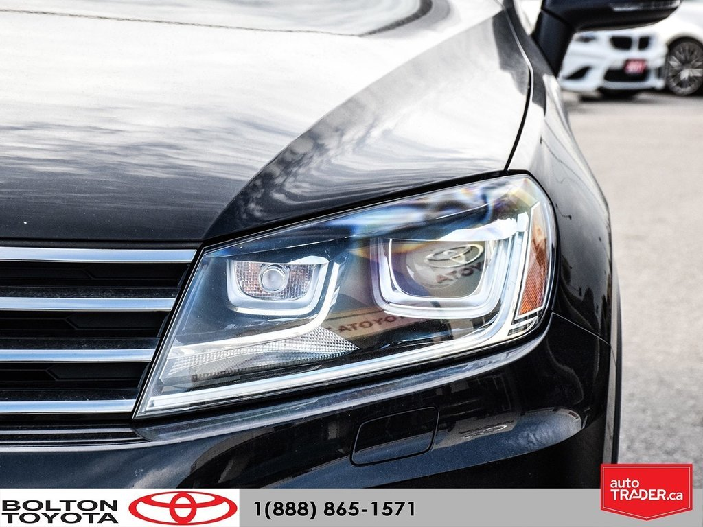 2016 Volkswagen Touareg Comfortline 3.6L 8sp at w/Tip 4M in Bolton, Ontario - 9 - w1024h768px