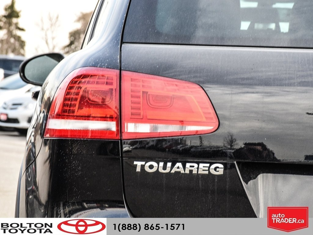 2016 Volkswagen Touareg Comfortline 3.6L 8sp at w/Tip 4M in Bolton, Ontario - 8 - w1024h768px