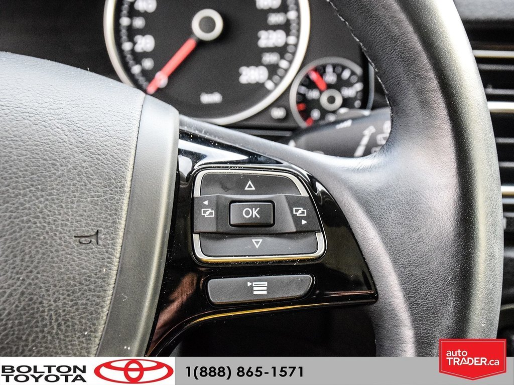2016 Volkswagen Touareg Comfortline 3.6L 8sp at w/Tip 4M in Bolton, Ontario - 16 - w1024h768px