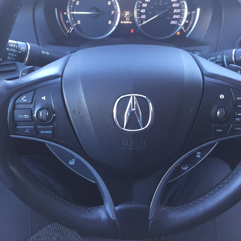 2019 Acura MDX Tech-SH AWD