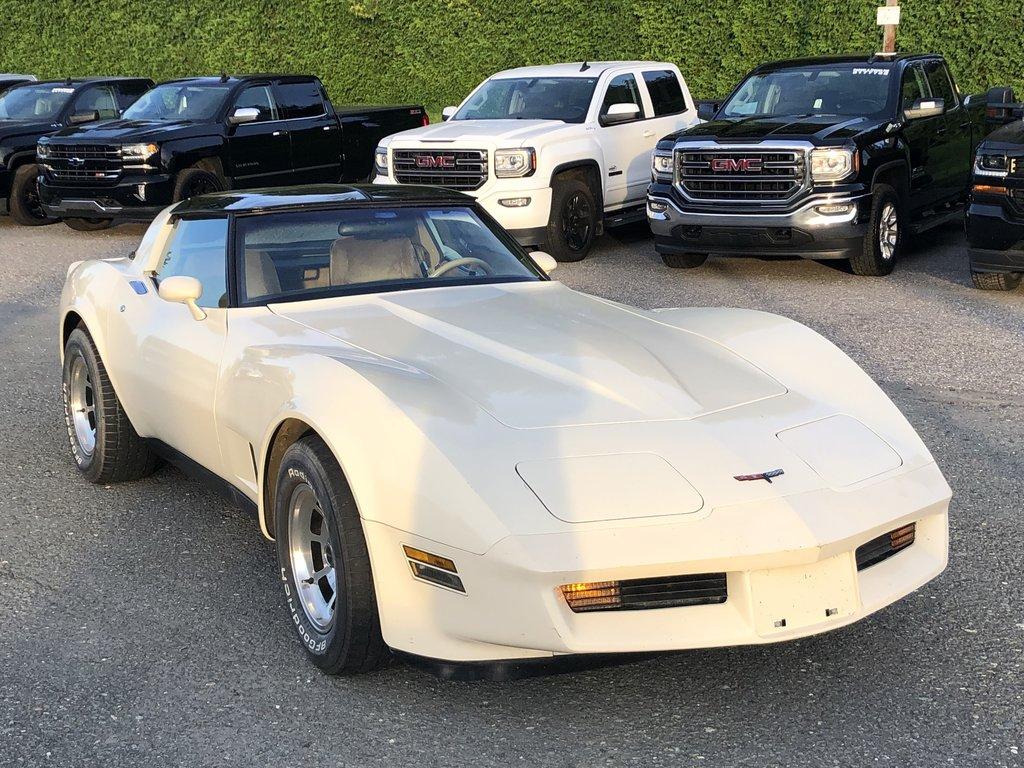 Dubois et Freres   Chevrolet Corvette ORIGINAL, 350 ...