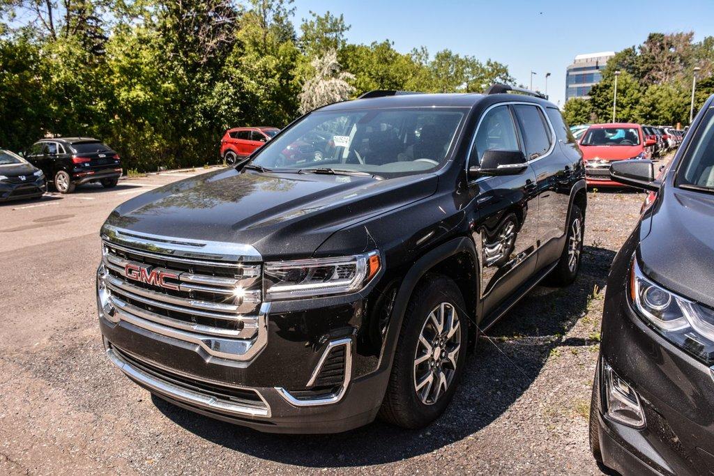 Gravel Ile Des Soeurs Chevrolet Buick Gmc 2020 Gmc Acadia Sle Pw0524