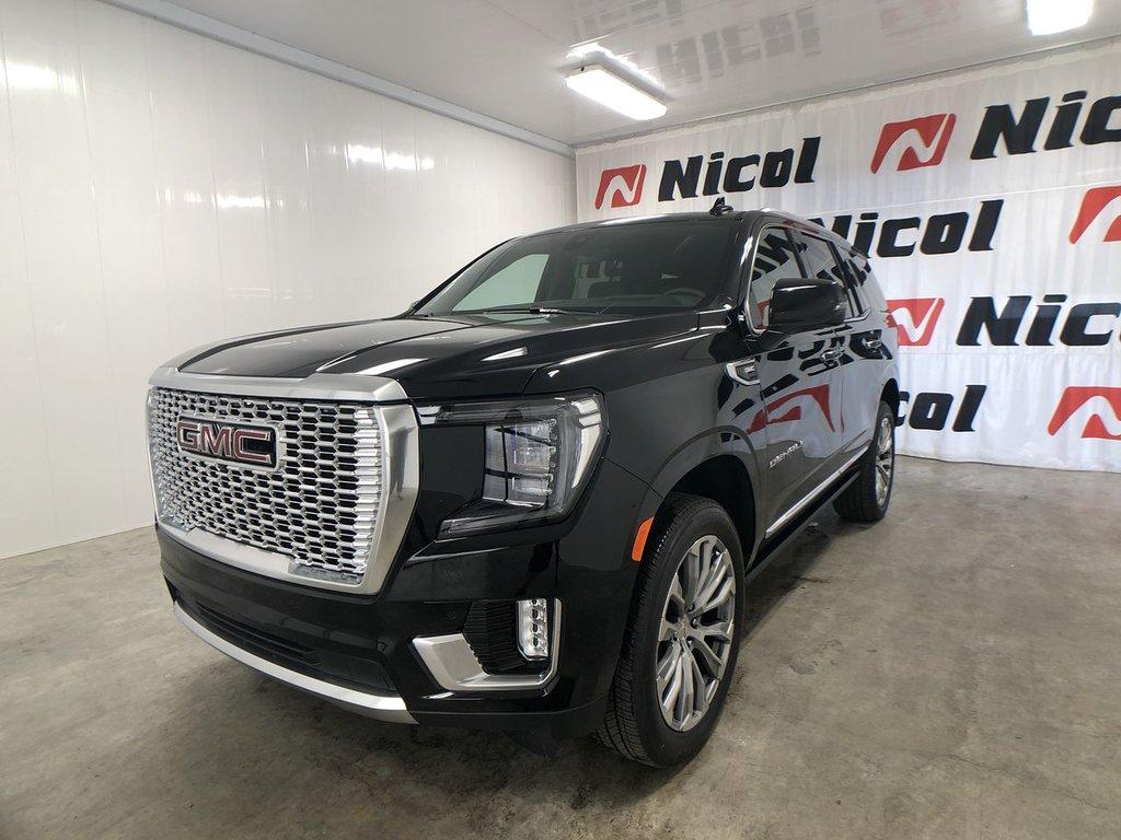 Nicol Auto Inc 2021 Gmc Yukon Denali 41002