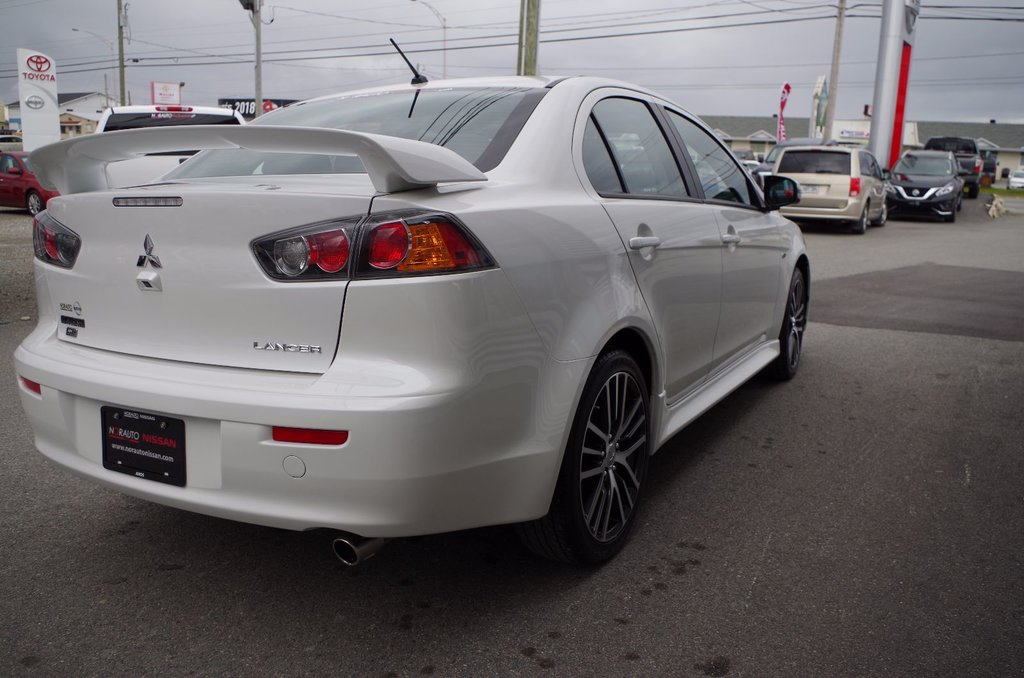 Mitsubishi Lancer GTS AWD TOIT OUVRANT