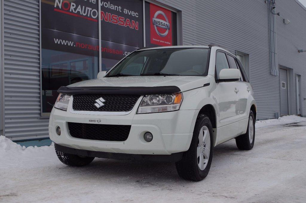 Used 2010 Suzuki Grand Vitara JLX-L 4WD in Amos - Used inventory