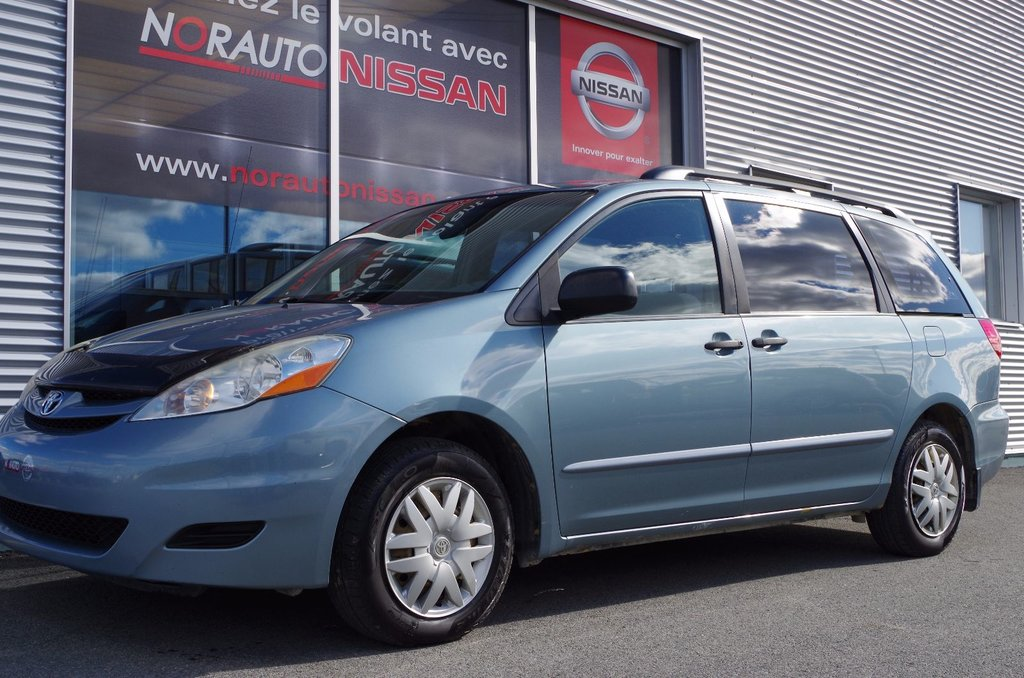 Used Toyota Sienna CE In Amos Used Inventory Norauto - 2006 sienna