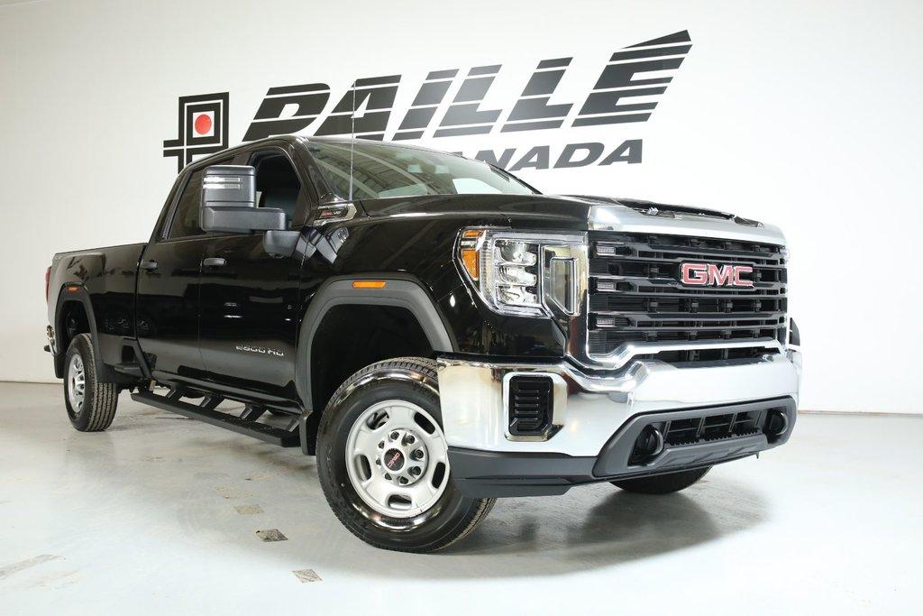 gm paillé berthierville | gmc sierra 2500hd work truck