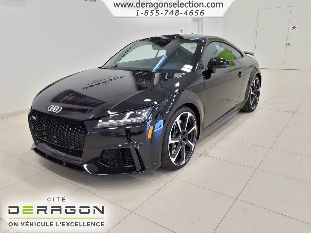 2018 audi tt rs 2 5t s tronic tr s rare nav d 39 occasion. Black Bedroom Furniture Sets. Home Design Ideas
