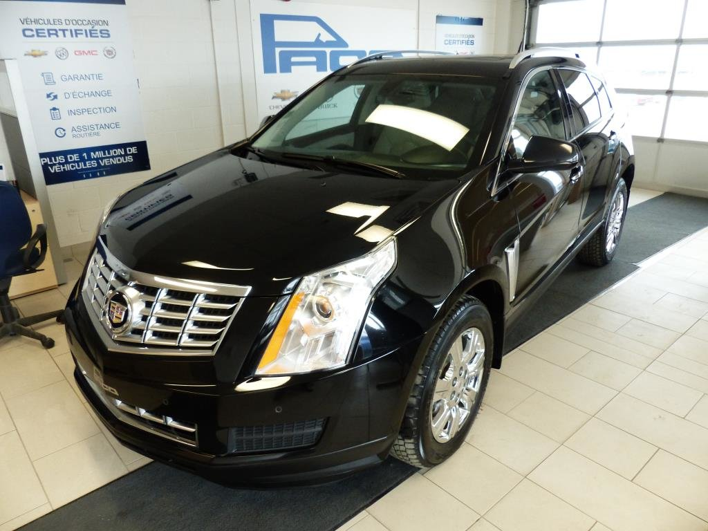 used united srx fwd luxury detail auto at collection cadillac