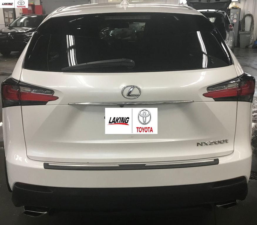 2016 Lexus NX 200t ALL WHEEL DRIVE LUXURY