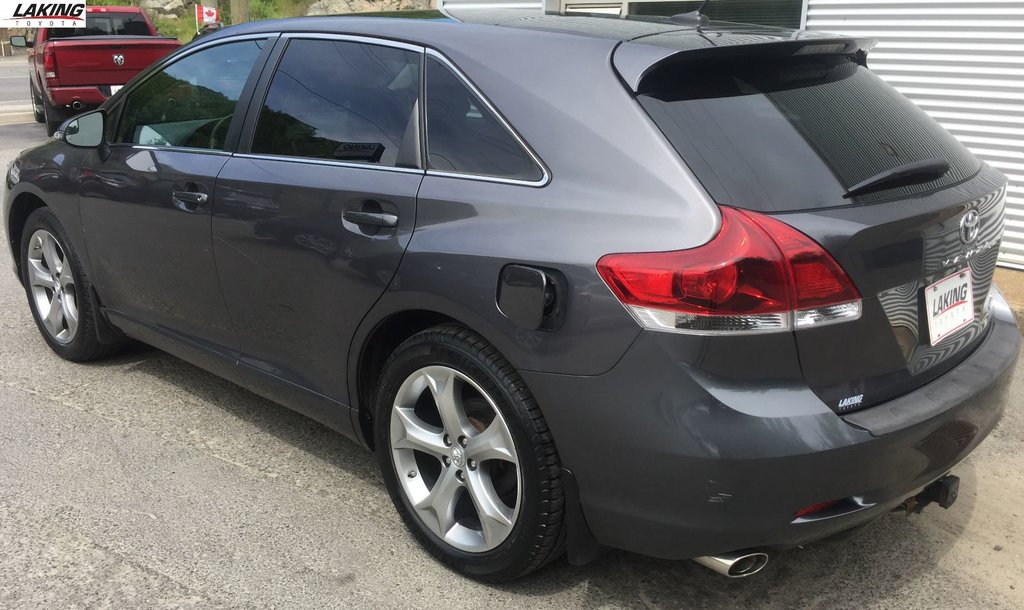 2015 Used Toyota Venza 4dr Wagon V6 AWD XLE at Haims ... |Toyota Venza Awd