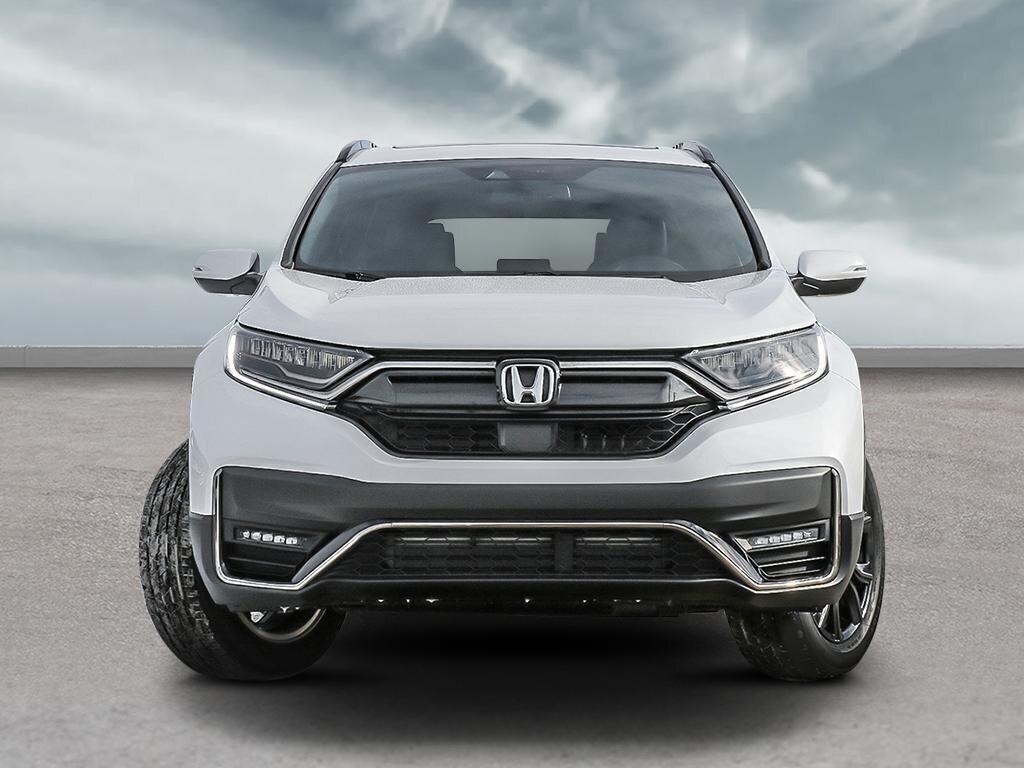 Markham Honda | 2020 Honda CR-V Black Edition 4WD | #50079