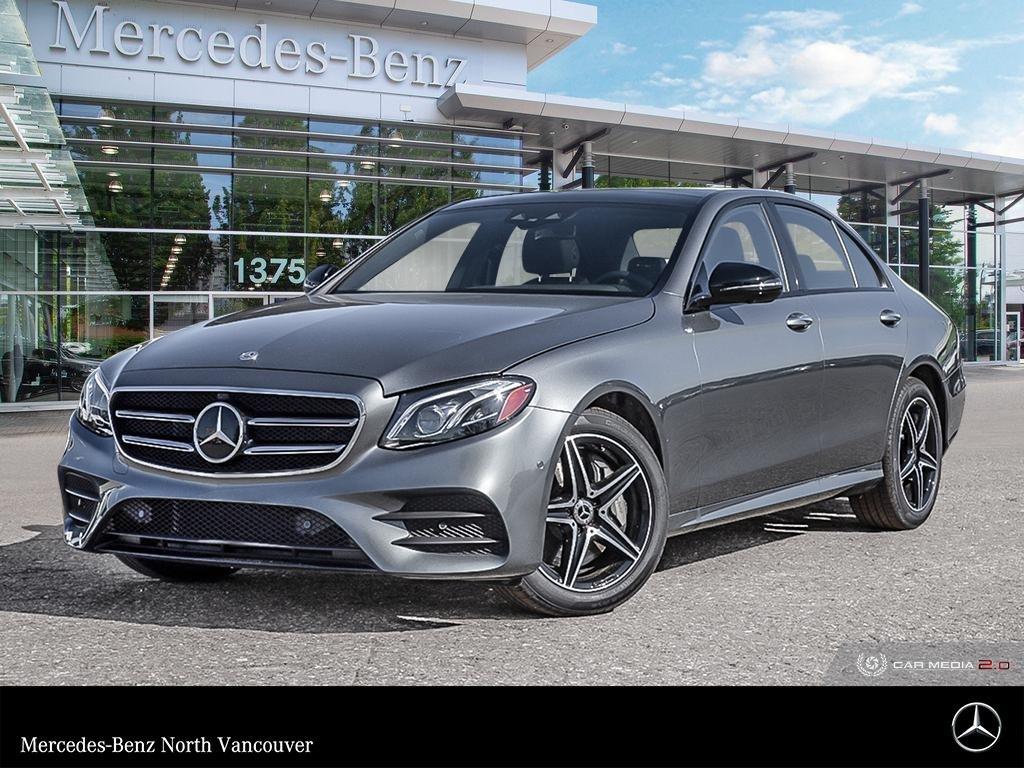 Mercedes-Benz North Vancouver | 2020 Mercedes-Benz E350 ...