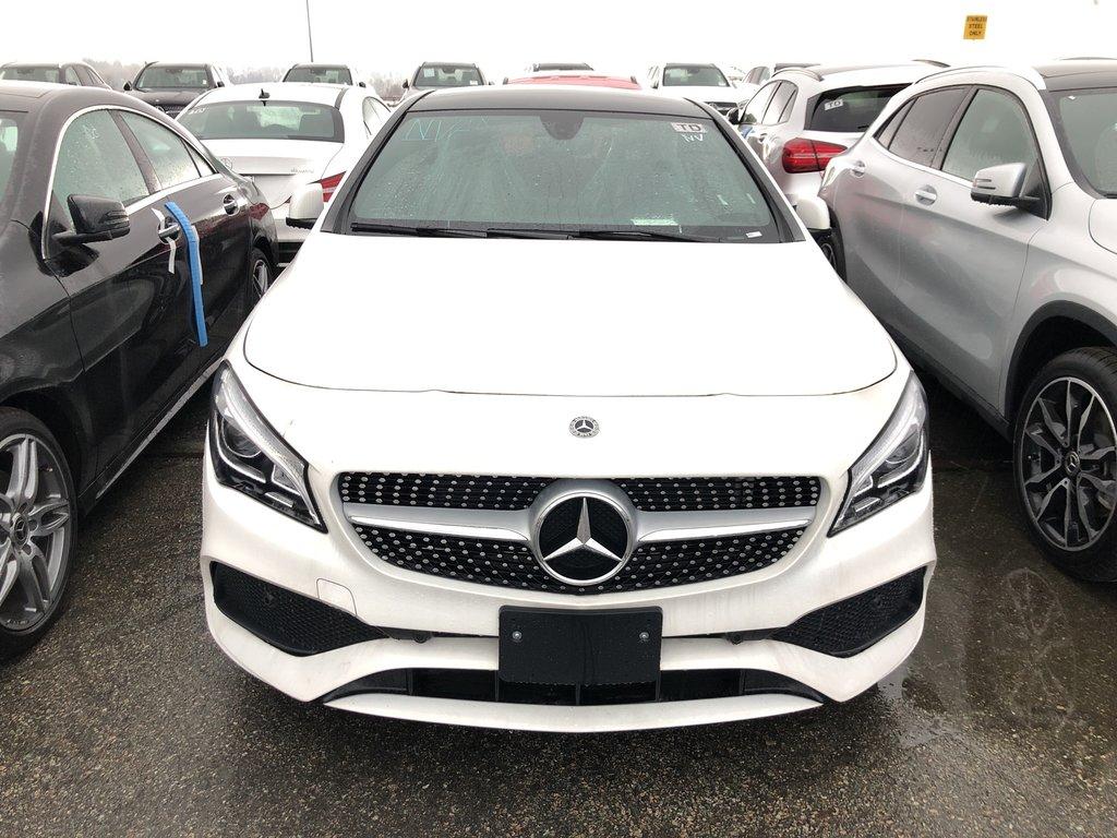 Mercedes-Benz North Vancouver | 2019 Mercedes-Benz CLA250 ...