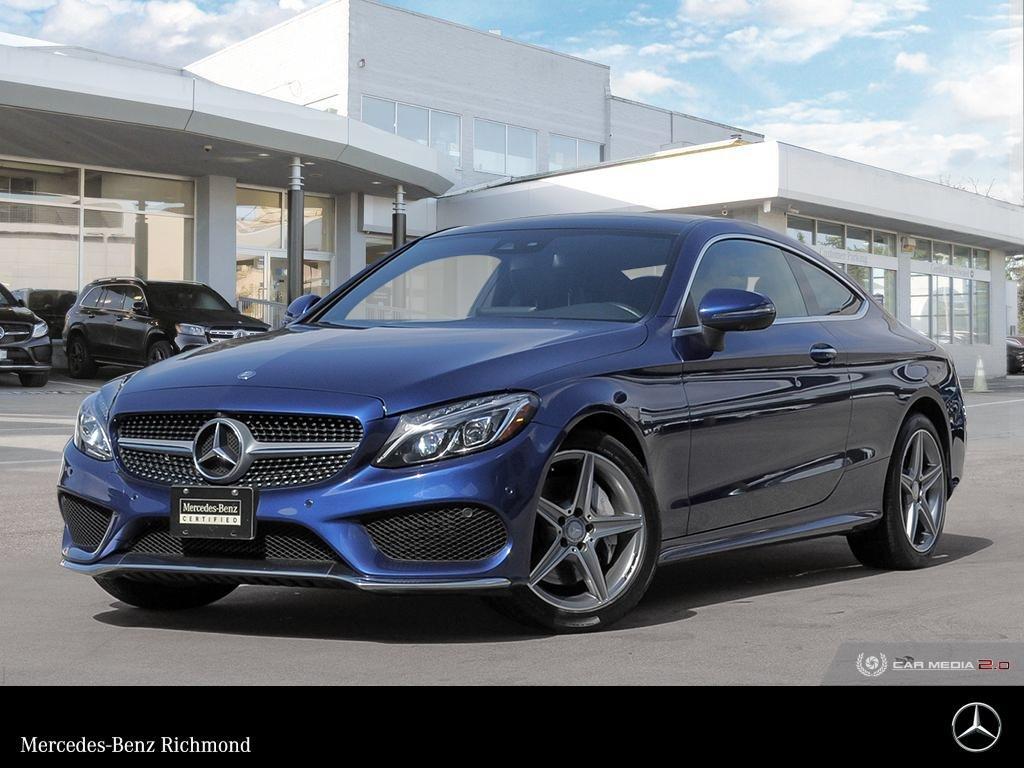 Mercedes-Benz Richmond | 2017 Mercedes-Benz C300 4MATIC ...