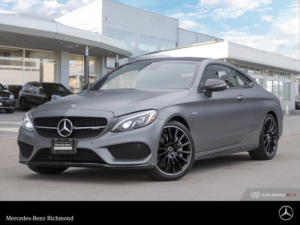 Mercedes Benz Richmond 2018 Mercedes Benz C43 Amg 4matic Coupe Rm669410