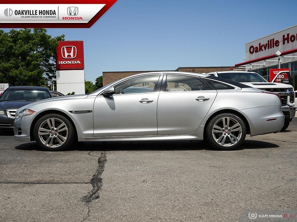 Oakville Honda | 2015 Jaguar XJ 3.0L V6 AWD Premium Luxury ...