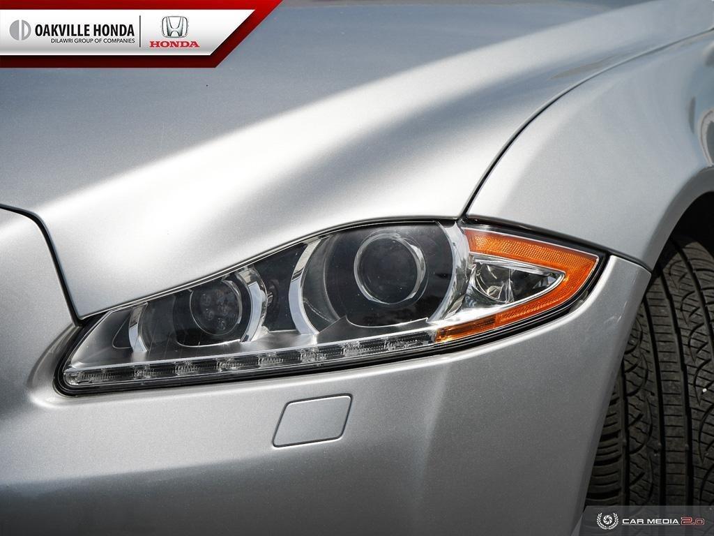 Oakville Honda | 2015 Jaguar XJ 3.0L V6 AWD Premium Luxury Job#1 | #P3837