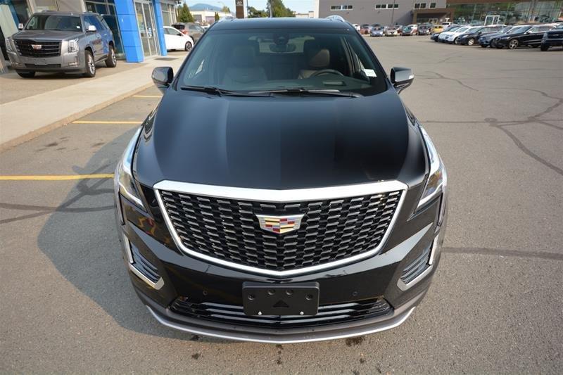 Smith Chevrolet Ltd | 2021 Cadillac XT5 Premium Luxury ...
