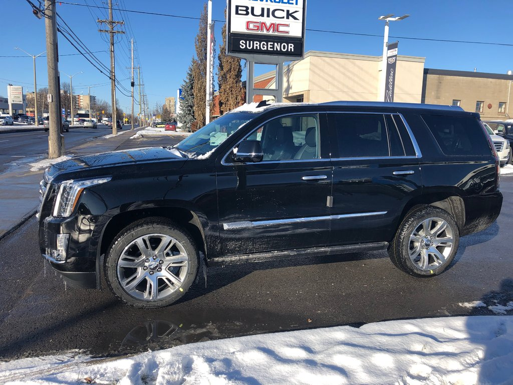 Surgenor Ottawa | 2019 Cadillac Escalade PREMIUM LUXURY ...