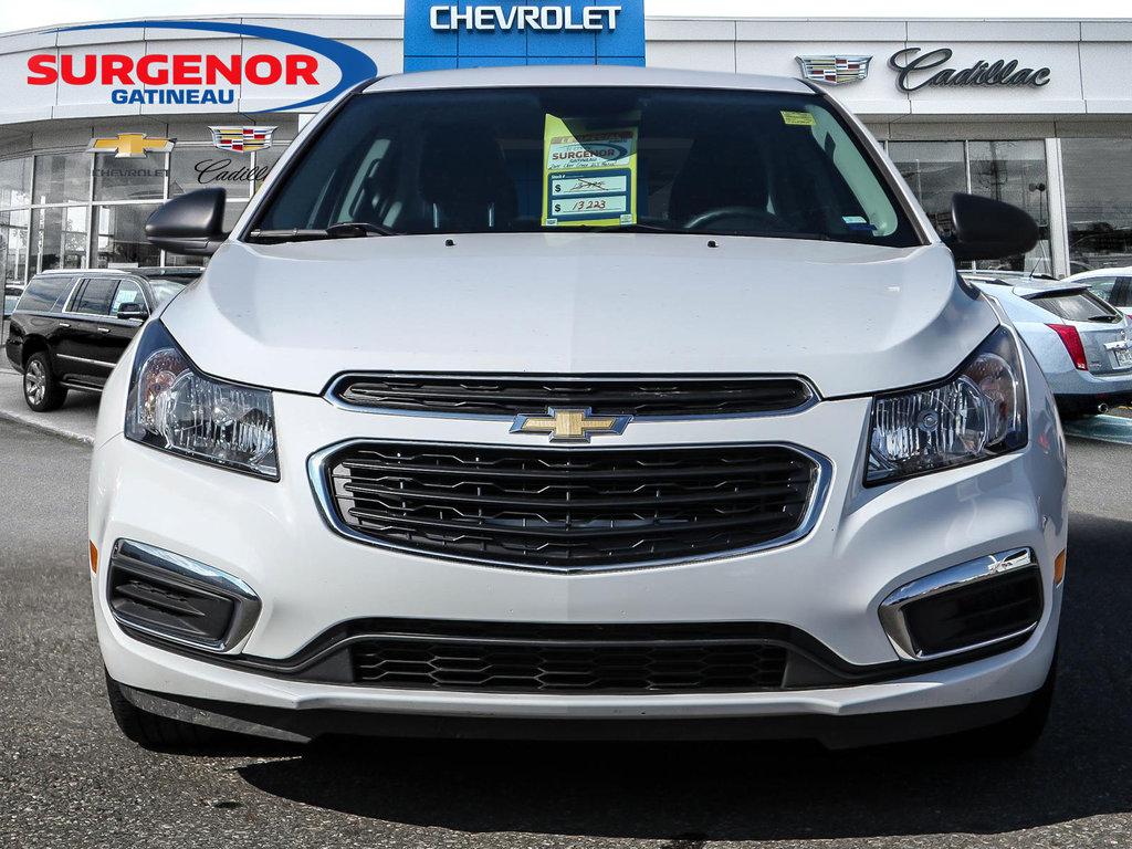 Surgenor Gatineau 2015 Chevrolet Cruze 2ls B180660a