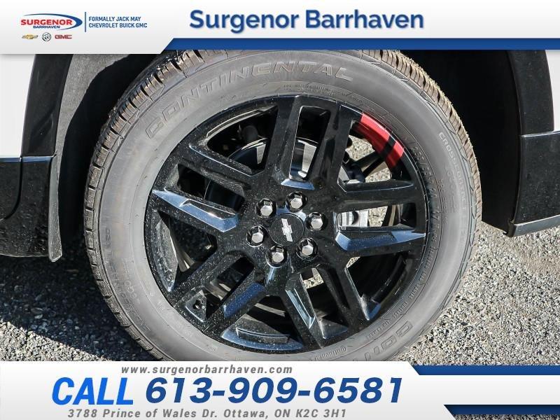 Surgenor Automotive Group 2020 Chevrolet Traverse Premier Redline Edition 200025