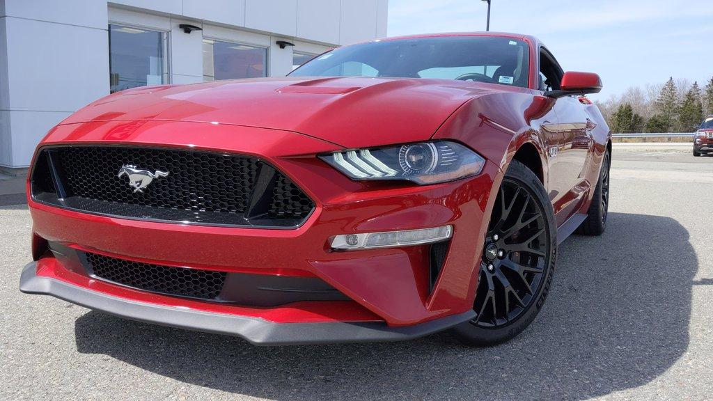 2020 Ford Mustang Gt 4 Door