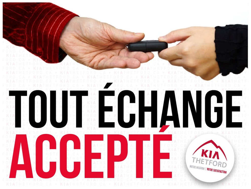 Kia Rio 5 LX CAMERA DE RECUL BLUETOOTH VOLANT CHAUFFANT