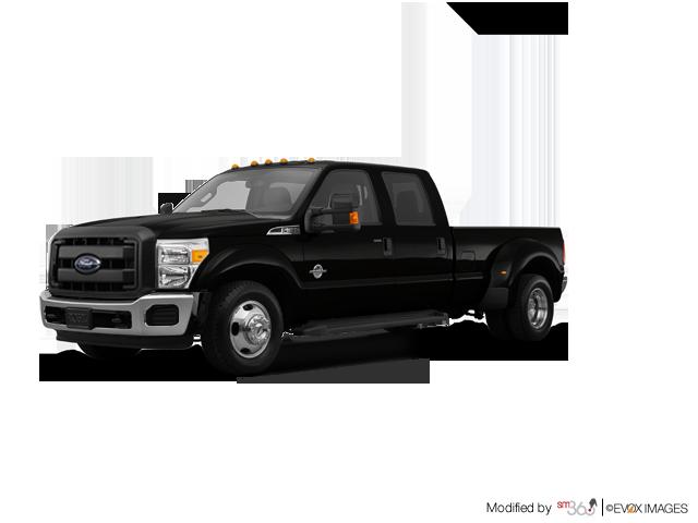 F450 4X4 - CREW CAB