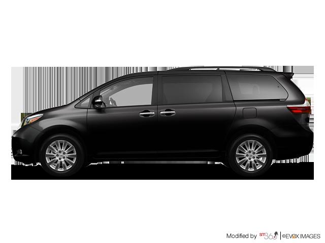 new 2017 toyota sienna xle awd 7 passenger v6 limited pkg for sale in thetford mines du beau. Black Bedroom Furniture Sets. Home Design Ideas