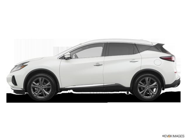 MacDonald Nissan   New 2019 Murano Platinum KN122017 for ...