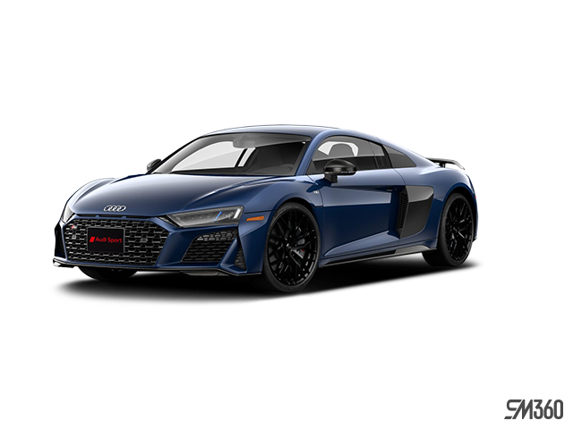 Audi Blainville New 2020 R8 Coupe Performance V10 L0002