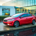 2017 Kia Forte: New Engine and New Technologies