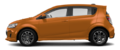 Sonic 5 portes LT