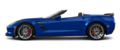 Corvette Convertible Grand Sport 2LT