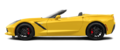Corvette Convertible Stingray 2LT
