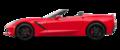 Corvette Cabriolet Stingray 1LT
