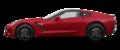 Corvette Coupe Stingray 1LT