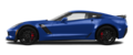 Corvette Coupe Z06 2LZ