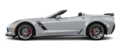 Corvette Convertible Grand Sport 3LT