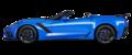 Corvette ZR1 Cabriolet 1ZR
