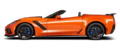Corvette ZR1 Cabriolet 3ZR