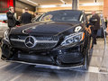 Salon de l'Auto d'Ottawa : Mercedes-Benz C Coupé 2016