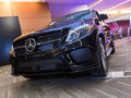 Salon de l'Auto Ottawa : Mercedes-Benz GLE Coupe 2016