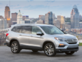 2017 Honda Pilot: the great outdoors