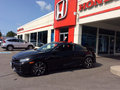 Slick black Civic si