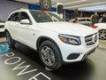 Salon de l'auto d'Ottawa : Mercedes-Benz GLC 350e PHEV 4Matic 2018