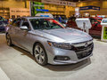 Salon de l'auto d'Ottawa : Honda Accord 2018
